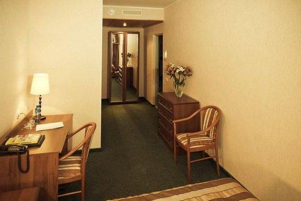 Отель Меридиан - фото 9