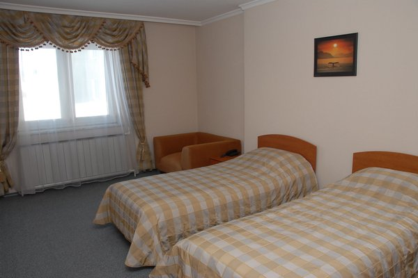Отель Smolinopark - фото 2