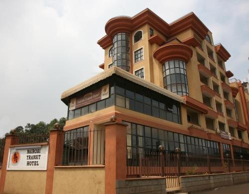Nairobi Transit Hotel - фото 23