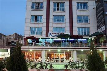 Гостиница «Abassides Palace», Алжир