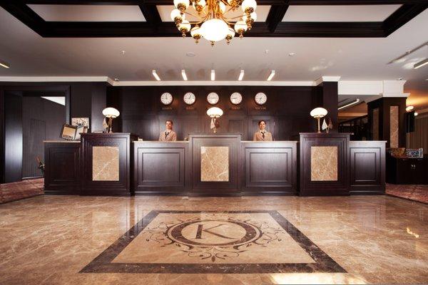 Бизнес Отель Континенталь - фото 12