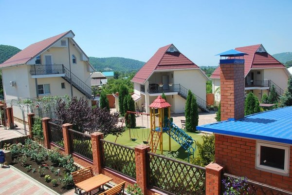 Center Semeynogo otdiha Gornaya Dolina - фото 46