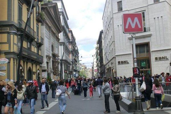 Napoli Centro - Ombelico Di Partenope - фото 35