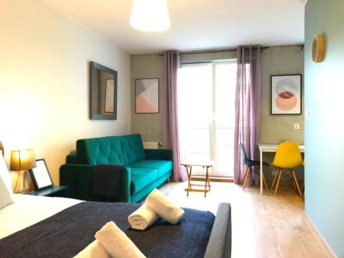 Apartament Szafranowy - фото 6