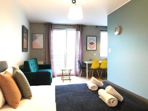 Apartament Szafranowy - фото 9