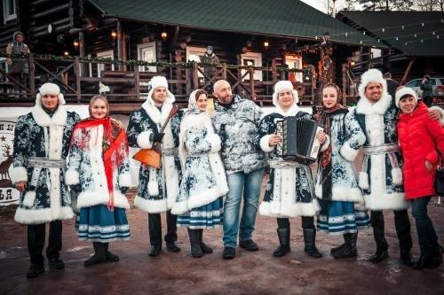 Zagorodny Club Olenya Gora - фото 16