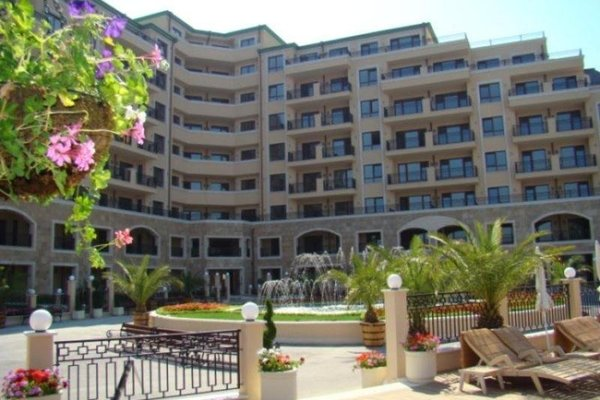 Luxury Apartment Zlatna Kotva - фото 10