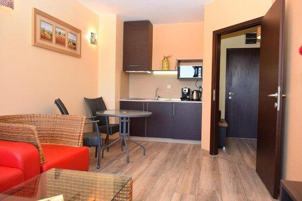 Luxury Apartment Zlatna Kotva - фото 8