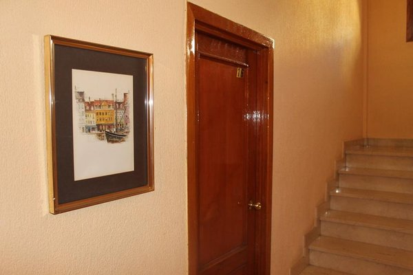 Hostal Restaurante Carabanchel - фото 19