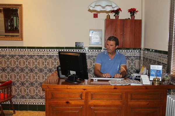 Hostal Restaurante Carabanchel - фото 22