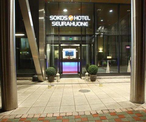 Original Sokos Hotel Seurahuone Kotka - фото 15