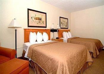 Гостиница «Quality Inn & Suites Event Center», Де-Мойн