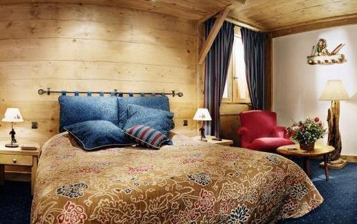 Гостиница «CGH L'Ecrin du Val Claret», Тинь