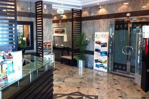 Splendor Hotel Apartments Bur Dubai - фото 15