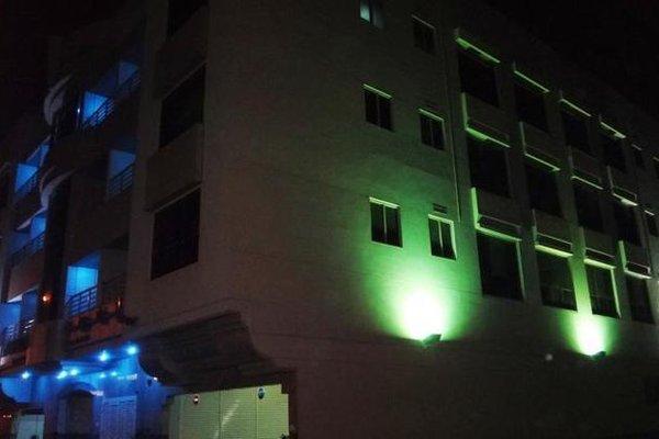 Splendor Hotel Apartments Bur Dubai - фото 22