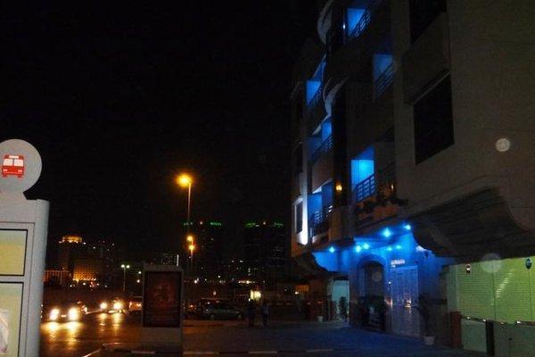 Splendor Hotel Apartments Bur Dubai - фото 23