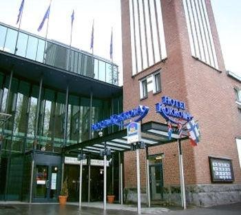 Hotel Kokkola - фото 21