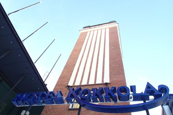Hotel Kokkola - фото 23