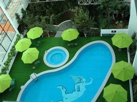 Holiday Inn Pachuca - фото 21