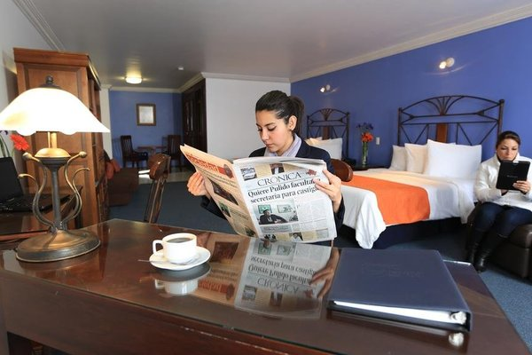 Hotel Ciros - фото 13