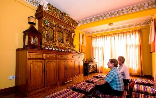 Hotel Tibet - фото 2