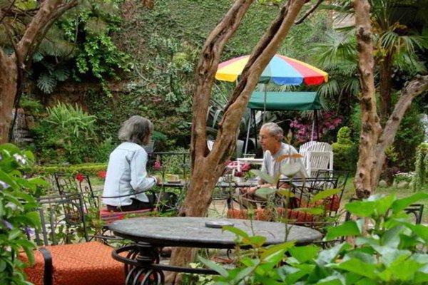 Nirvana Garden Hotel - фото 17