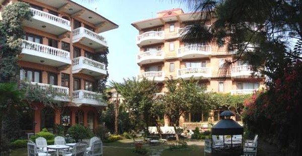 Nirvana Garden Hotel - фото 21
