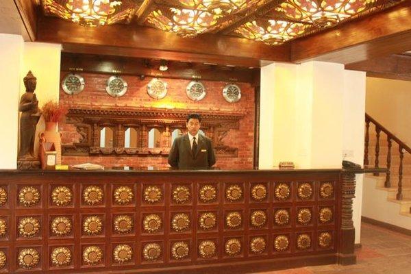 Hotel Manaslu - фото 12