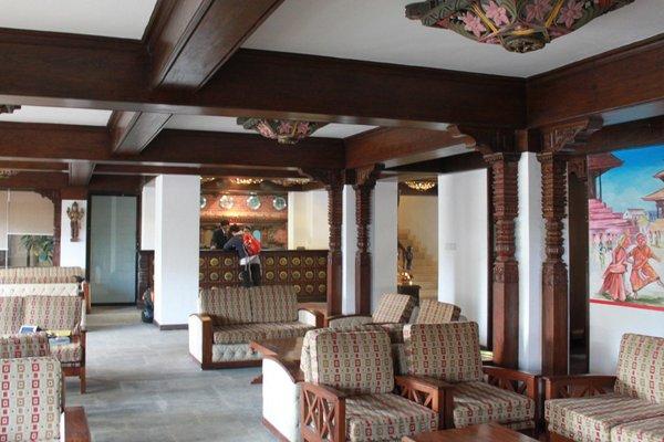 Hotel Manaslu - фото 14