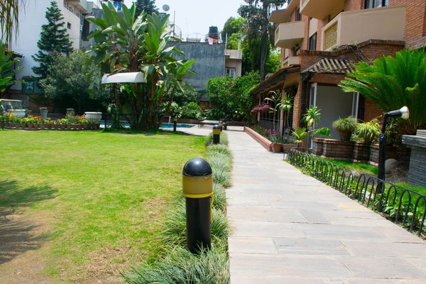 Hotel Manaslu - фото 19