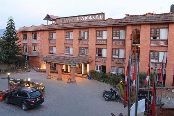 Hotel Manaslu - фото 22
