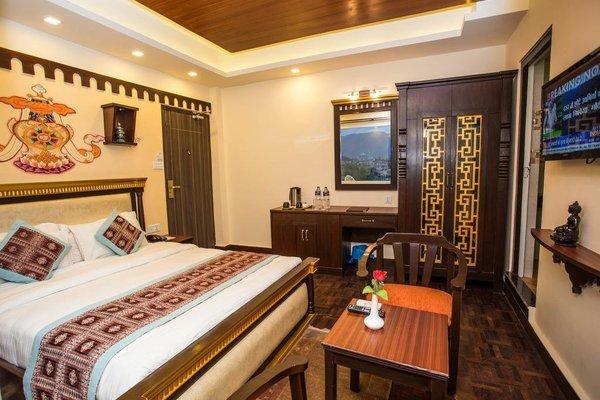 Hotel Encounter Nepal & Spa - фото 28