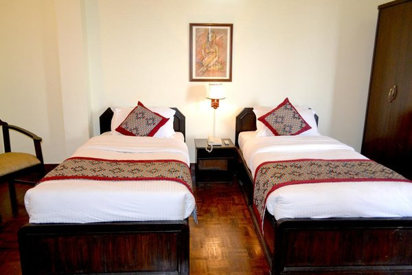 Hotel Encounter Nepal & Spa - фото 2