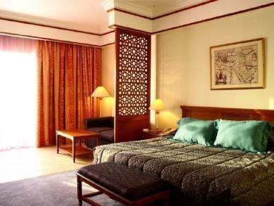 Al Hamra Fort Hotel and Beach Resort - фото 1