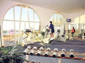 Al Hamra Fort Hotel and Beach Resort - фото 17