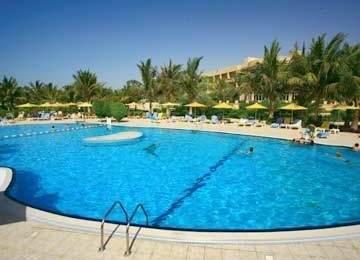 Al Hamra Fort Hotel and Beach Resort - фото 20