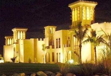 Al Hamra Fort Hotel and Beach Resort - фото 23