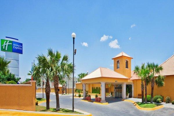 Holiday Inn Express Chihuahua - фото 23