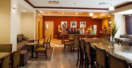 Hampton Inn by Hilton Ciudad Victoria - фото 7