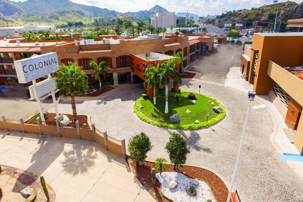 Hotel Colonial Hermosillo - фото 19