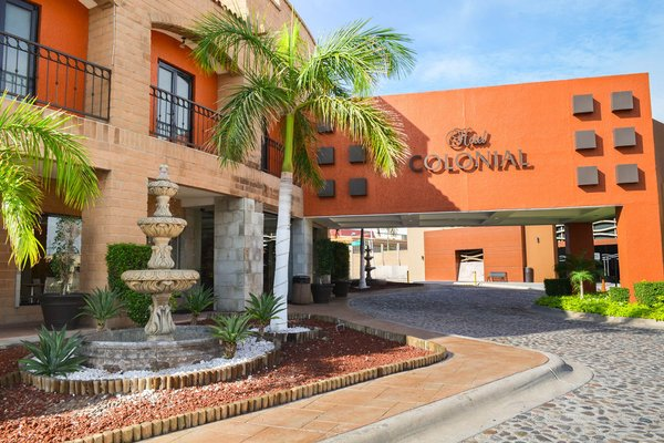 Hotel Colonial Hermosillo - фото 22