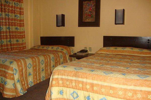Гостиница «San Alberto», Эрмосильо