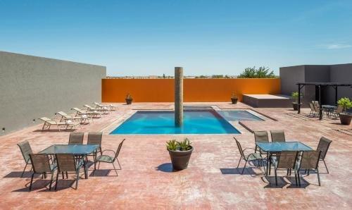 Real Inn Ciudad Juarez by the USA Consulate - фото 20