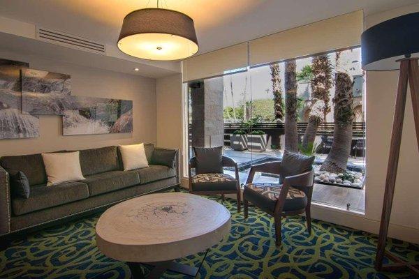 Hotel Lucerna Mexicali - фото 3
