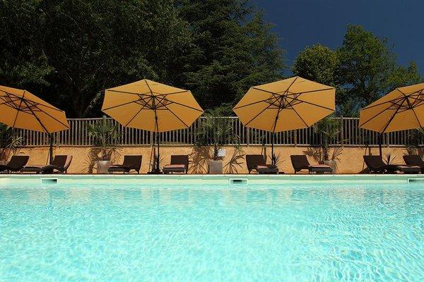 Hotel Le Clos Roussillon - фото 21