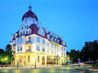 Hotel Rezydent Sopot - фото 18