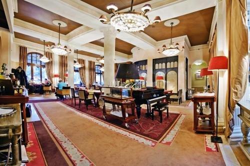Hotel Rezydent Sopot - фото 11