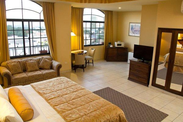 Hotel Monteolivos - фото 1