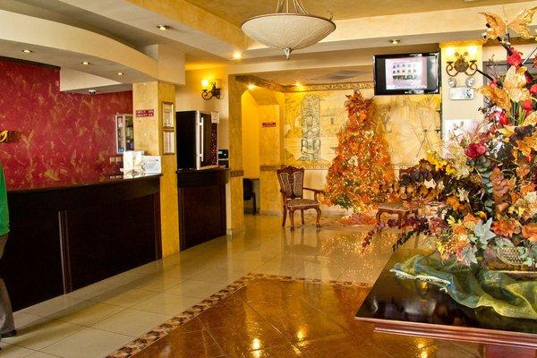 Hotel Monteolivos - фото 16