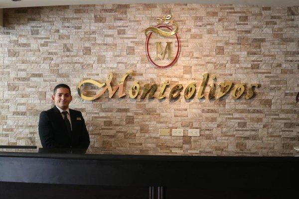 Hotel Monteolivos - фото 19